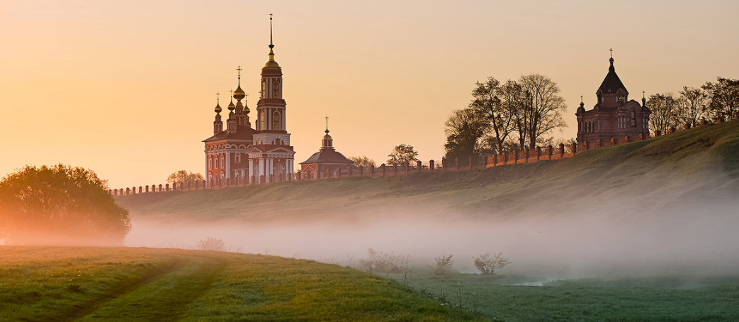 Primordially Russian landscapes - 13