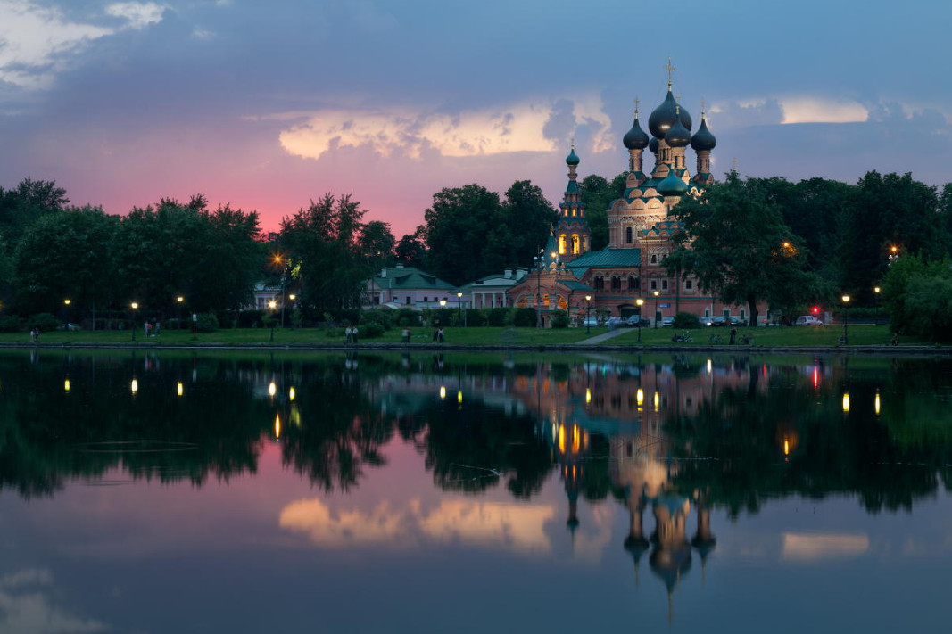 Primordially Russian landscapes - 15