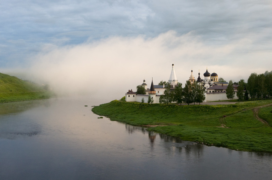 Primordially Russian landscapes - 16