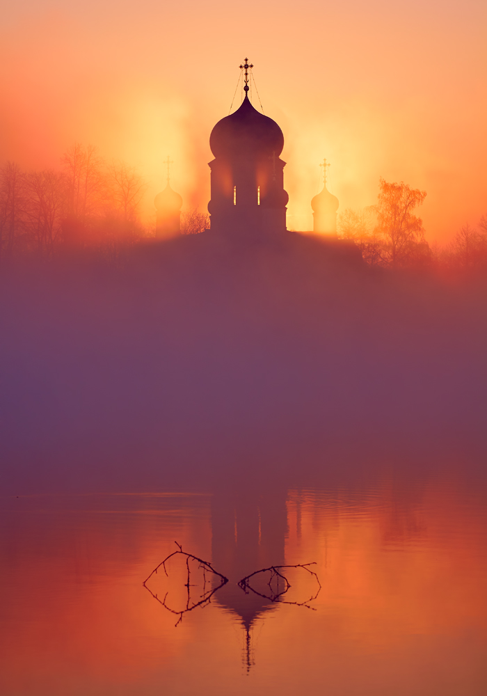 Primordially Russian landscapes - 2