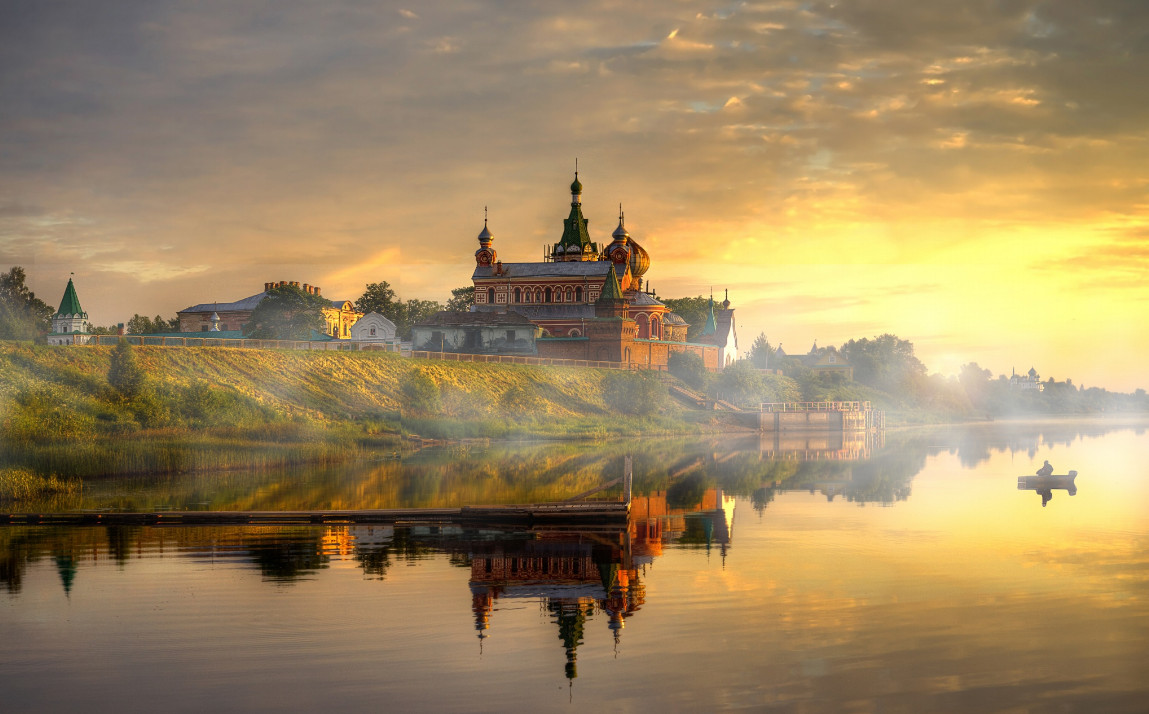 Primordially Russian landscapes - 20