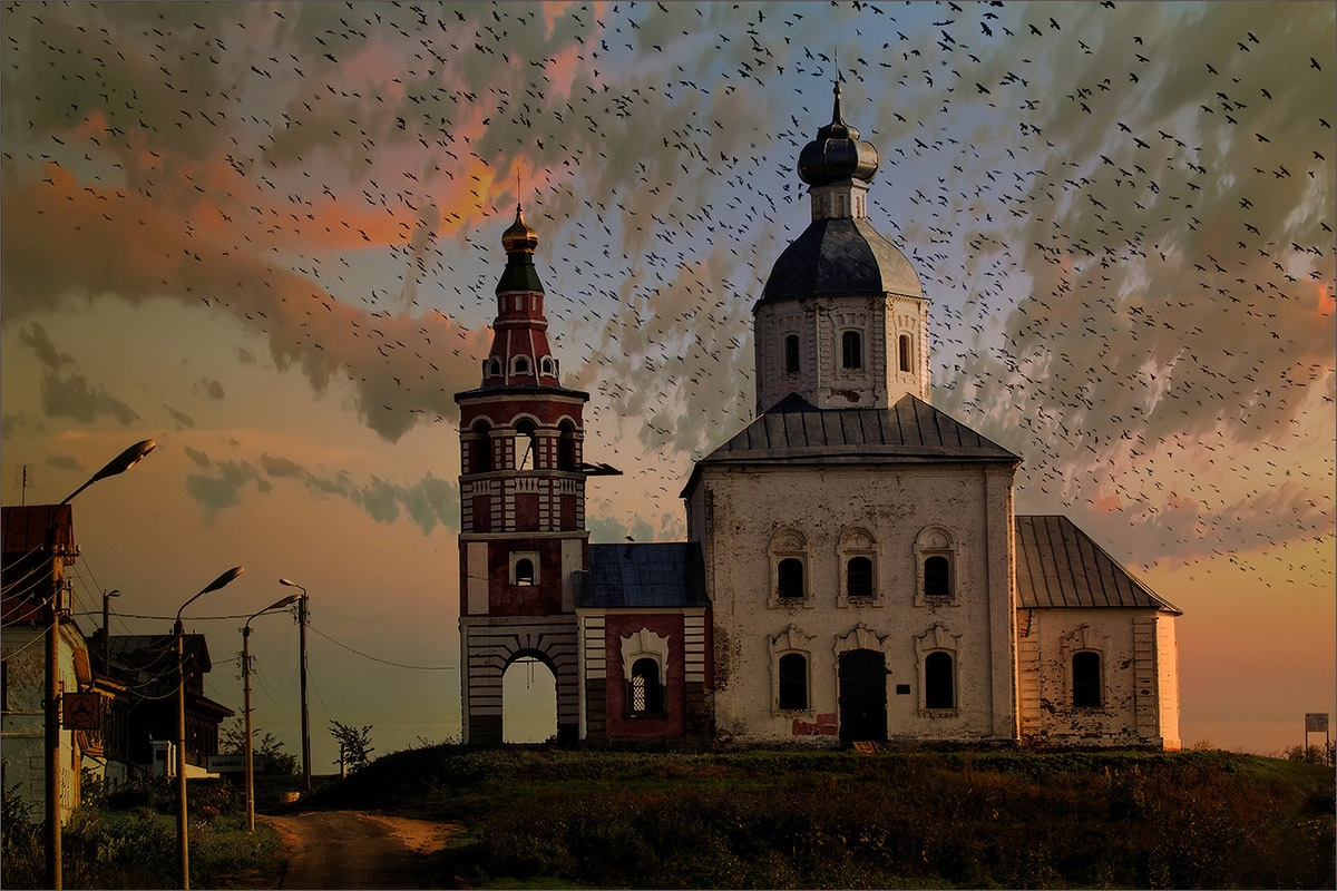 Primordially Russian landscapes - 24