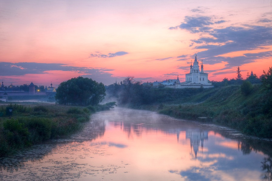 Primordially Russian landscapes - 4