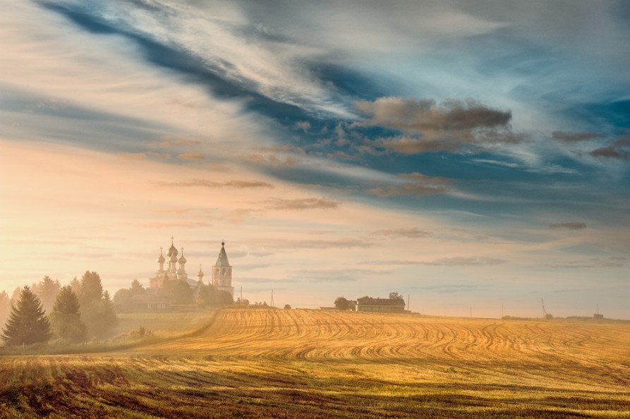 Primordially Russian landscapes - 7