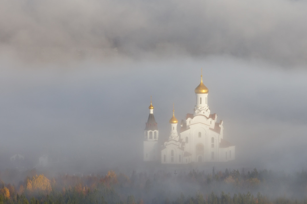 Primordially Russian landscapes - 9