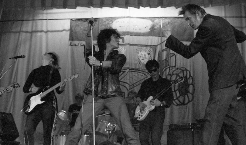 Soviet Rock: Photos of the USSR musicians by Sergey Borisov - 15