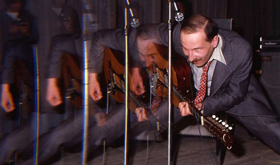 Soviet Rock: Photos of the USSR musicians by Sergey Borisov - 6