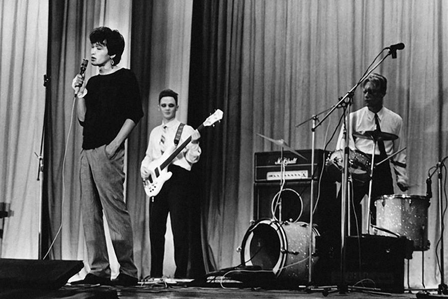 Soviet Rock: Photos of the USSR musicians by Sergey Borisov - 7