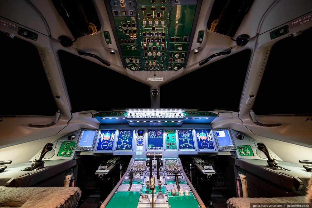 Sukhoi Superjet 100: Modern Russian passenger jet airliner - 12