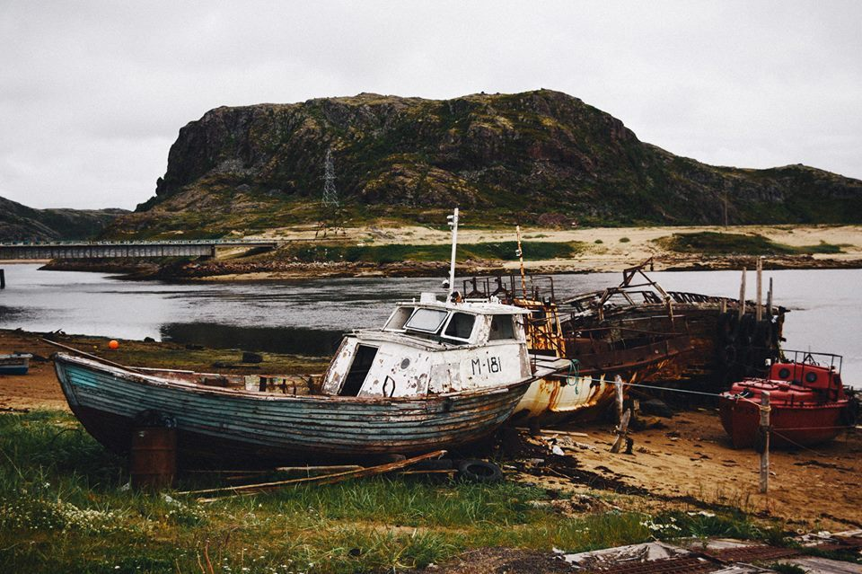 Teriberka: The gloomy place where the Leviathan was filmed - 19