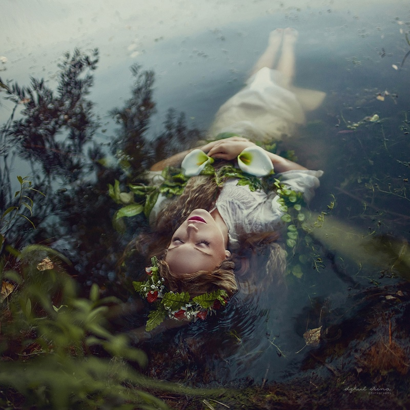 Fabulous portraits by Ukrainian photo artist Irina Dzhul - 30