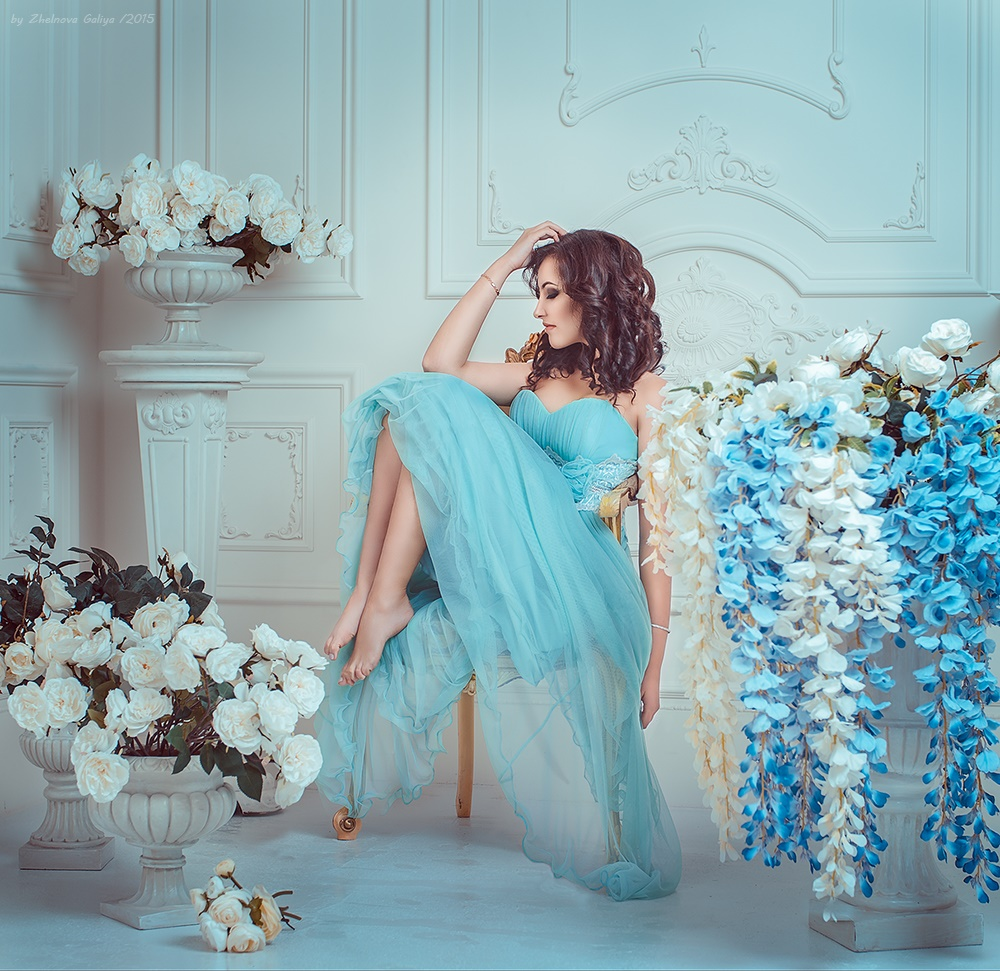 Fascinating portraits by the photographer Galiya Zhelnova - 16