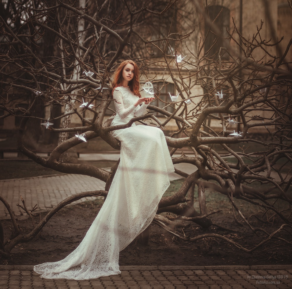 Fascinating portraits by the photographer Galiya Zhelnova - 20