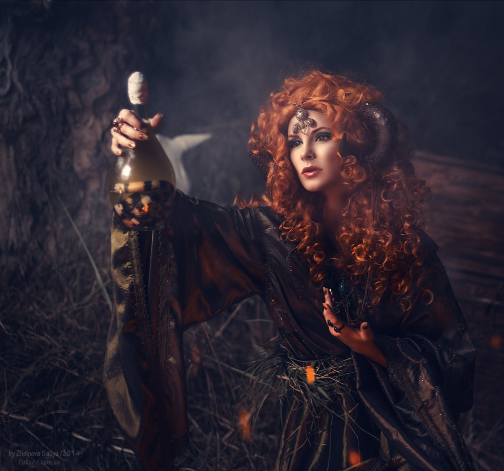 Fascinating portraits by the photographer Galiya Zhelnova - 4