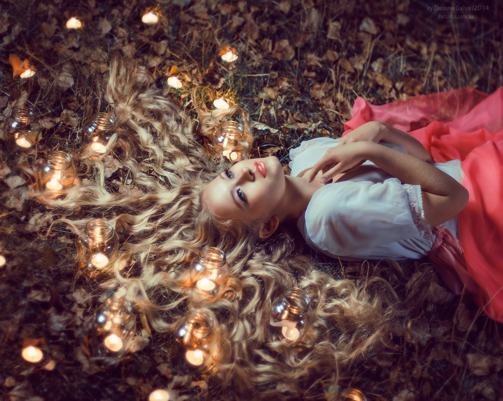 Fascinating portraits by the photographer Galiya Zhelnova - 5