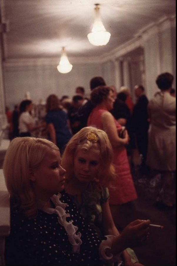 Leningrad in 1965: The USSR on photos by Hans Rudolf Uthoff - 31