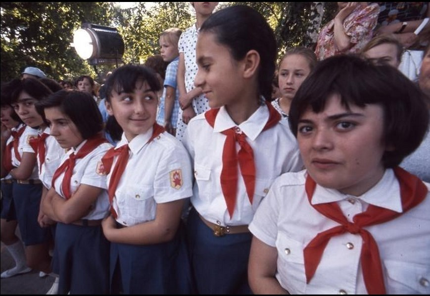 Moscow in 1975: The USSR on photos by Hans Rudolf Uthoff - 20