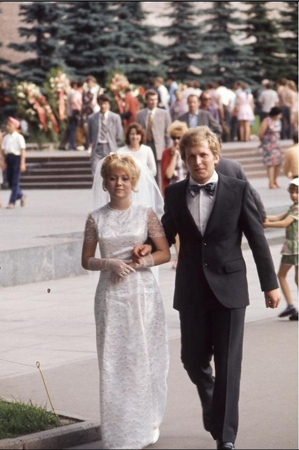 Moscow in 1975: The USSR on photos by Hans Rudolf Uthoff - 30