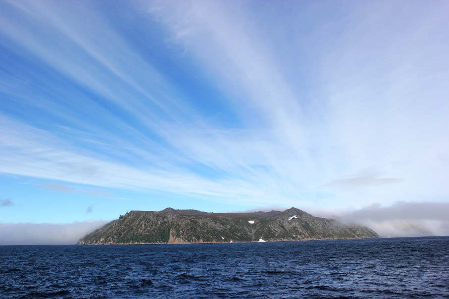 Easternmost point of Russia: Big Diomede Island - 6