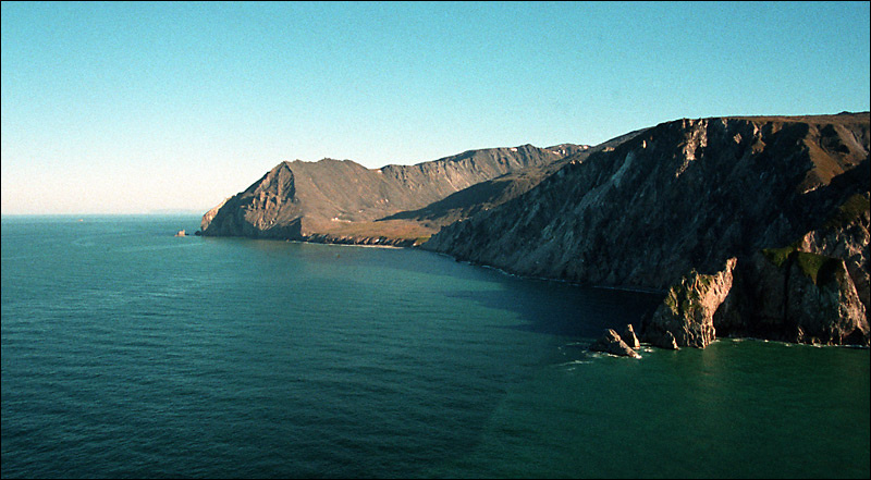 Easternmost mainland point of Russia: Cape Dezhnev - 3