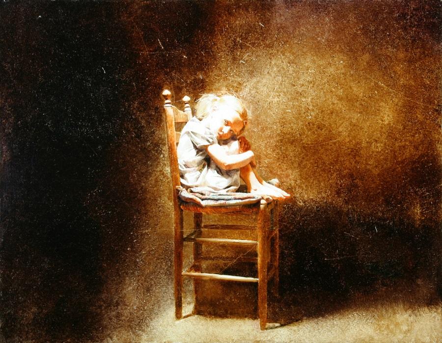 Old memories: Pictures by Belarusian artist Andrei Zadorine - 10