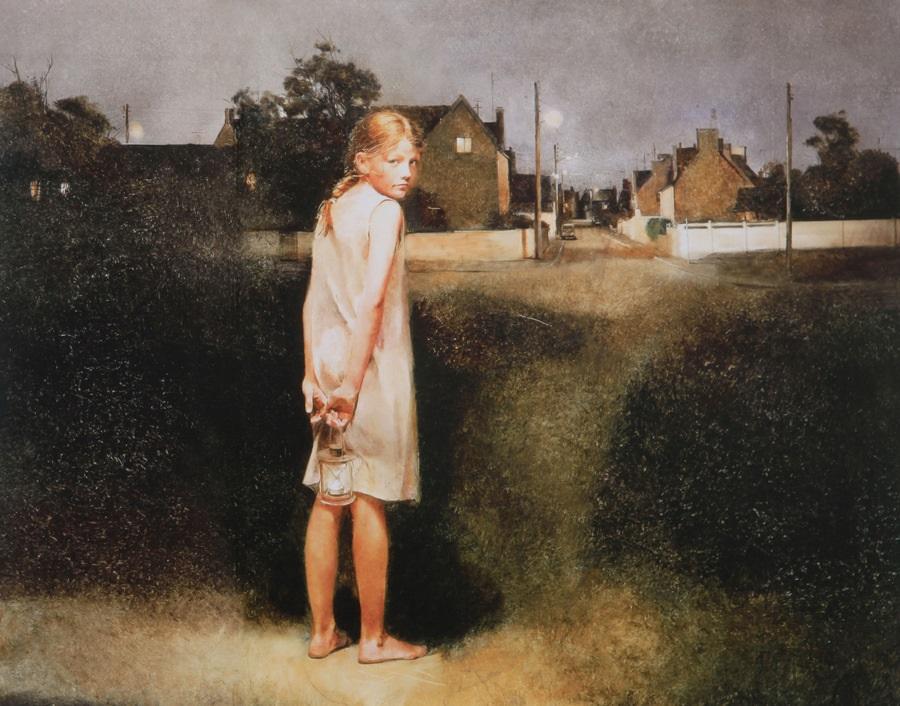 Old memories: Pictures by Belarusian artist Andrei Zadorine - 12