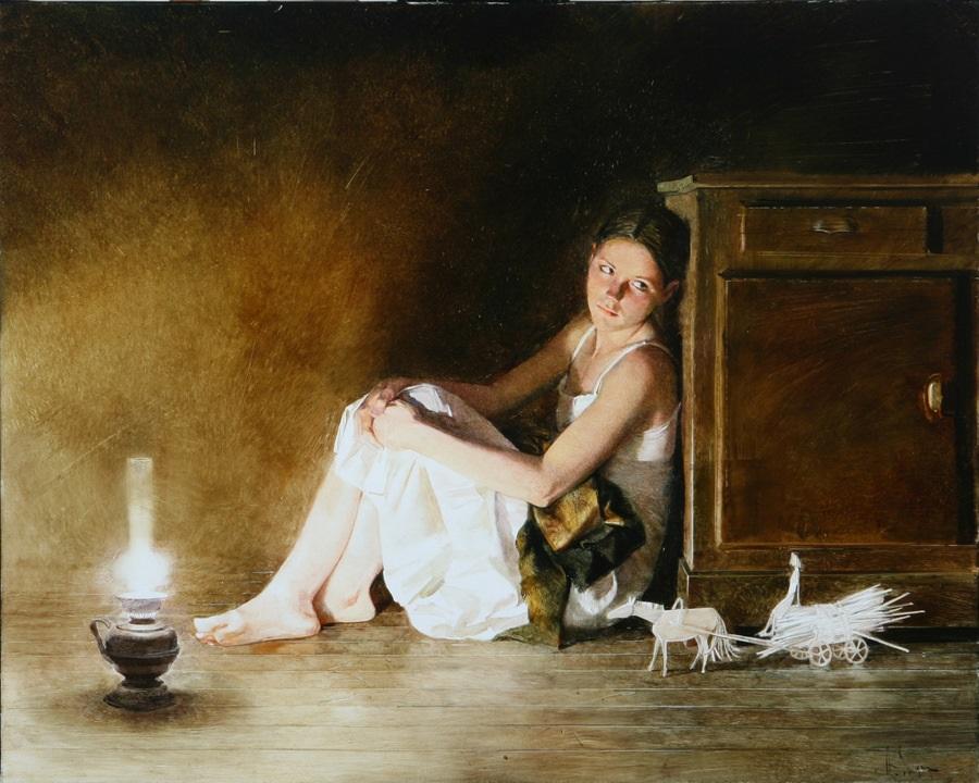 Old memories: Pictures by Belarusian artist Andrei Zadorine - 14