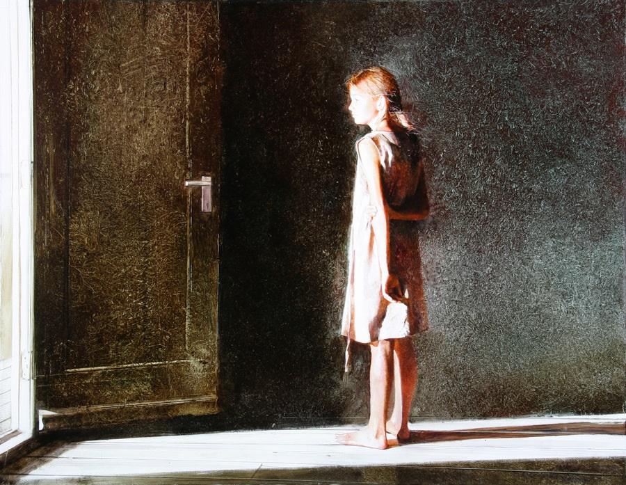 Old memories: Pictures by Belarusian artist Andrei Zadorine - 15