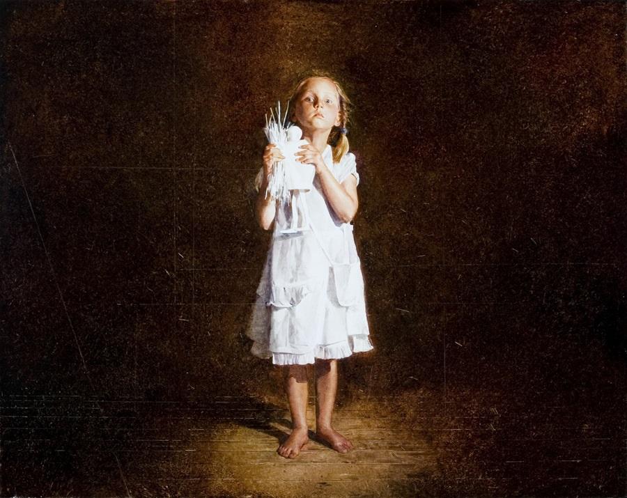 Old memories: Pictures by Belarusian artist Andrei Zadorine - 16