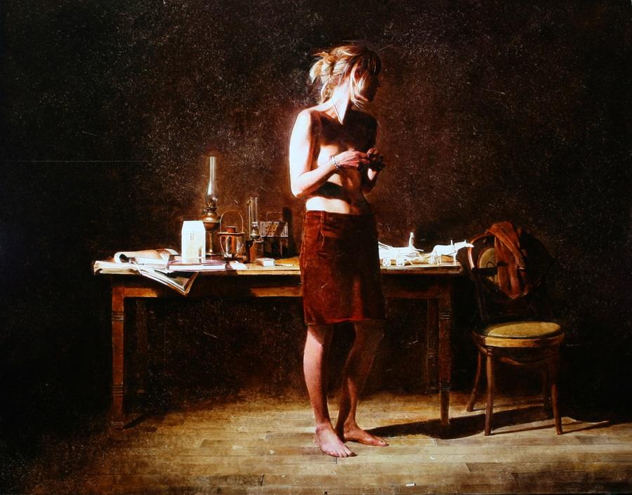 Old memories: Pictures by Belarusian artist Andrei Zadorine - 18