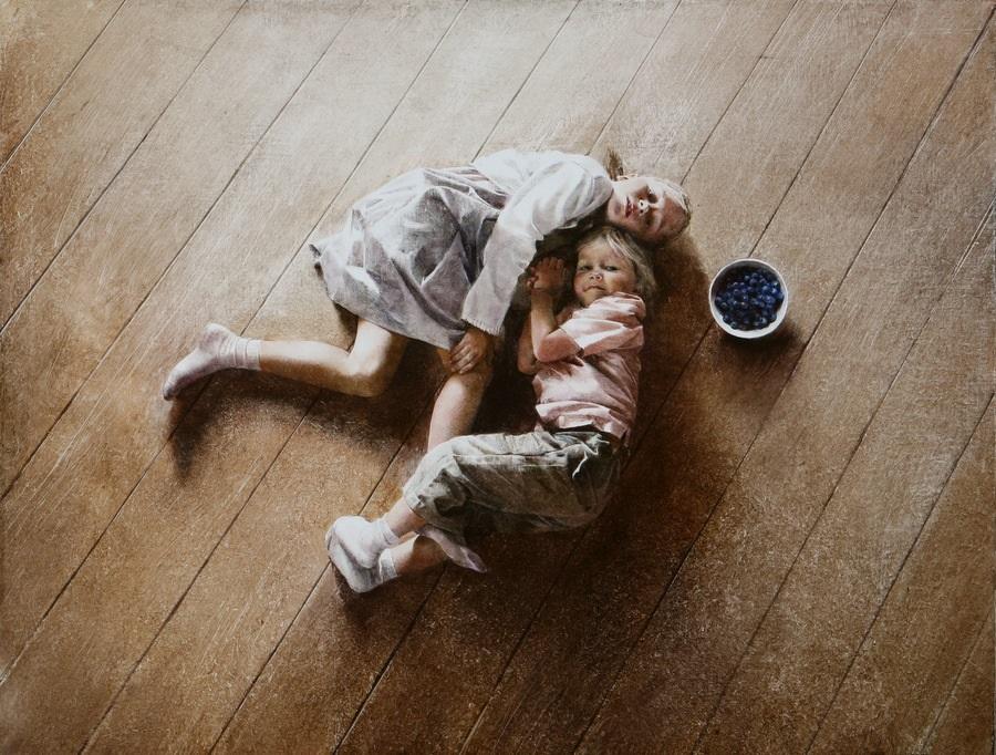 Old memories: Pictures by Belarusian artist Andrei Zadorine - 22