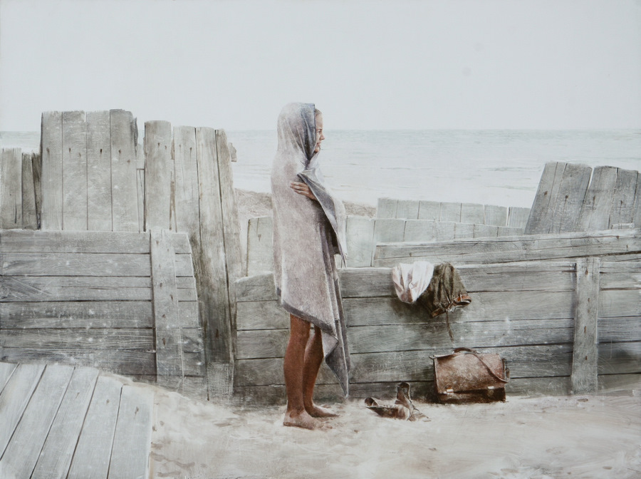 Old memories: Pictures by Belarusian artist Andrei Zadorine - 24