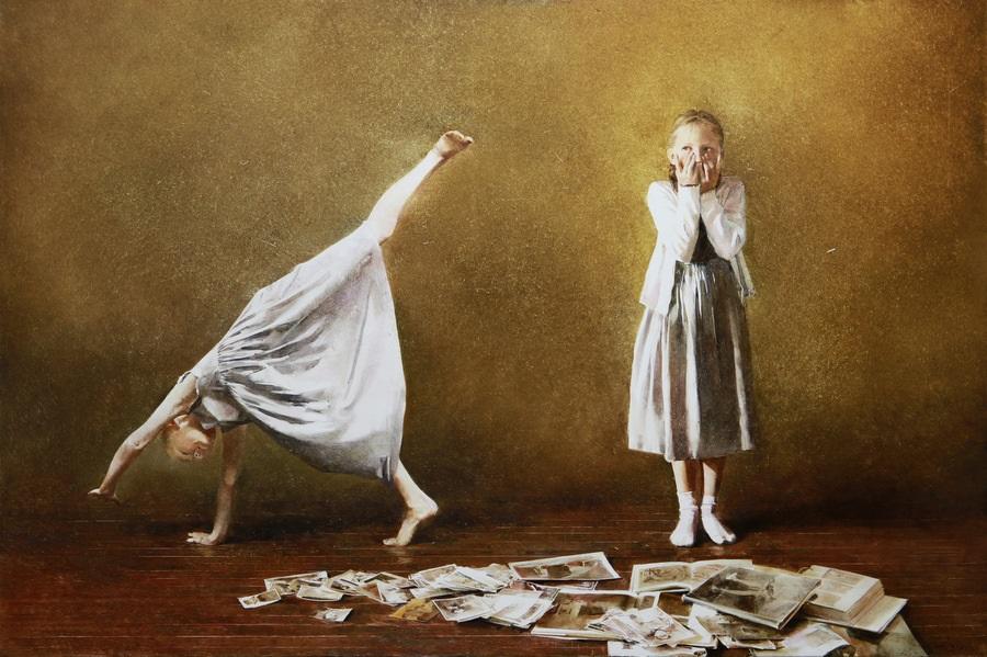 Old memories: Pictures by Belarusian artist Andrei Zadorine - 30