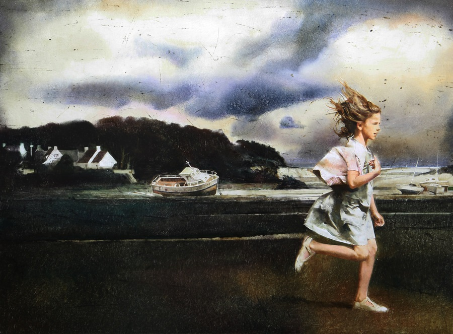 Old memories: Pictures by Belarusian artist Andrei Zadorine - 32