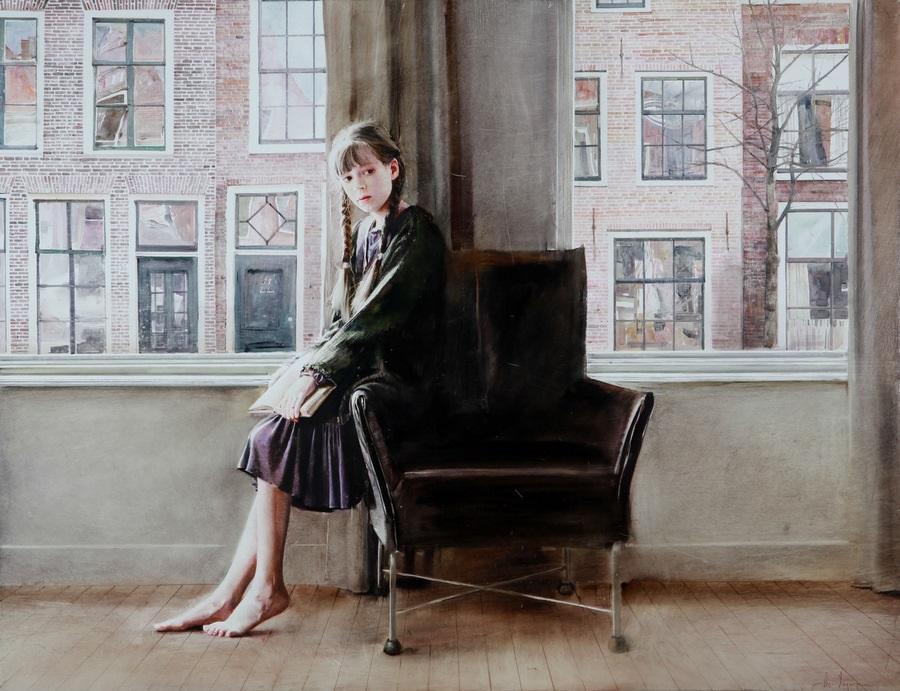 Old memories: Pictures by Belarusian artist Andrei Zadorine - 35