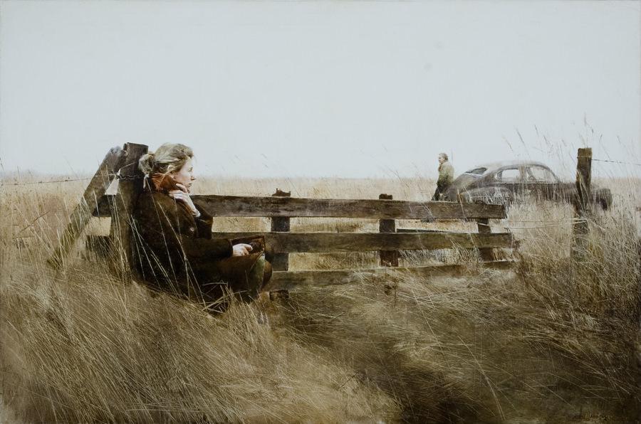 Old memories: Pictures by Belarusian artist Andrei Zadorine - 4