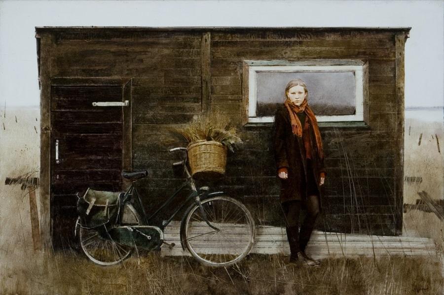 Old memories: Pictures by Belarusian artist Andrei Zadorine - 5