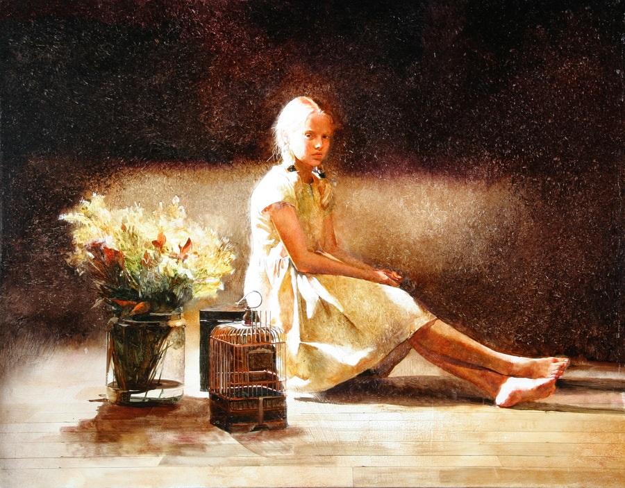 Old memories: Pictures by Belarusian artist Andrei Zadorine - 7