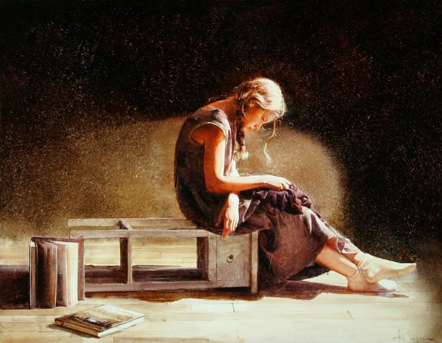 Old memories: Pictures by Belarusian artist Andrei Zadorine - 9