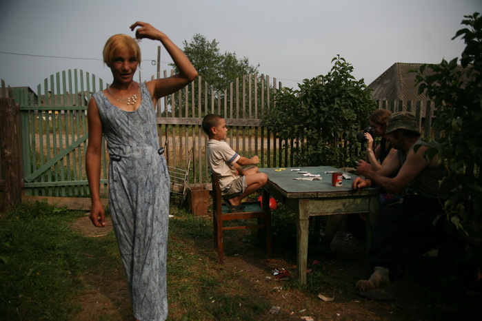 Russia as it is: Photos of Russian poor life by Irina Popova - 40