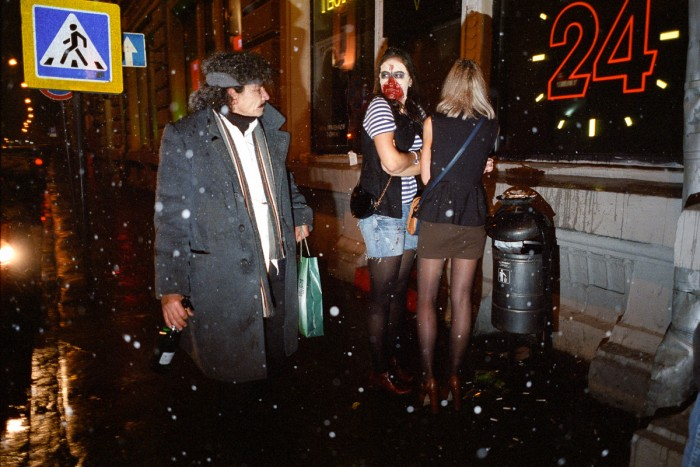 Russian clubs: Moscow nightlife on photos by Nikita Shokhov - 17