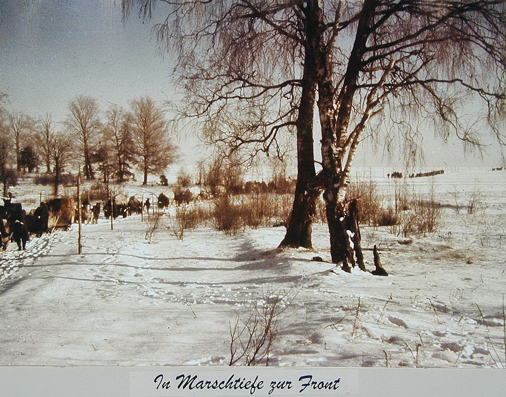 Soviet village during WWII on the photos of Asmus Remmer - 23