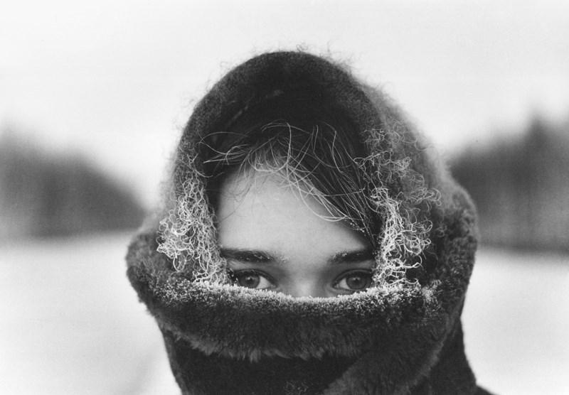 Vintage photos of the harsh winter in the era of Soviet Union - 38