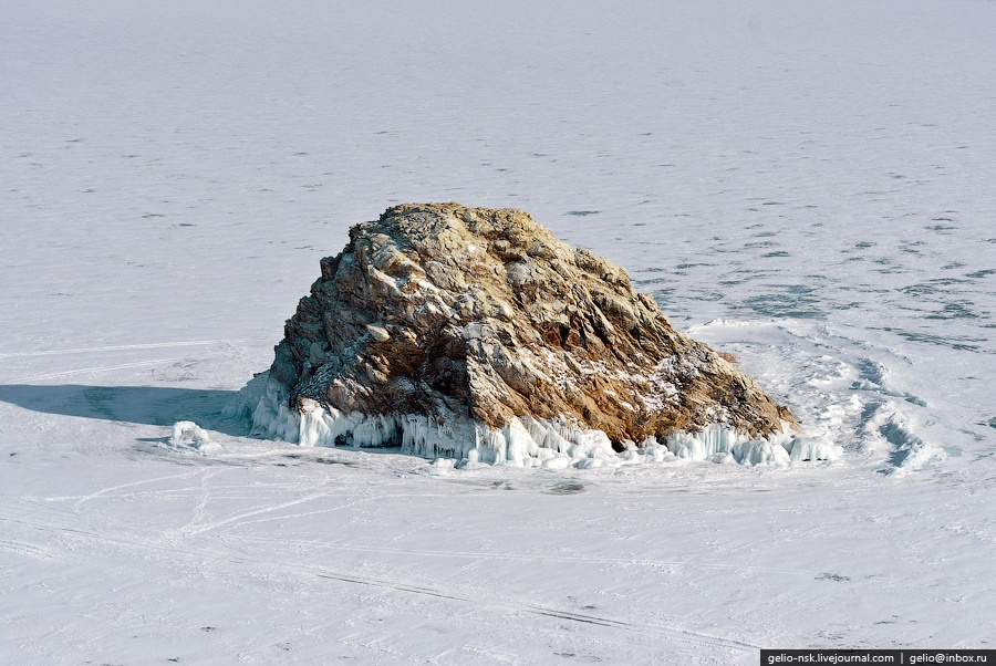Winter and summer lake Baikal: Delightful photos from the sky - 12