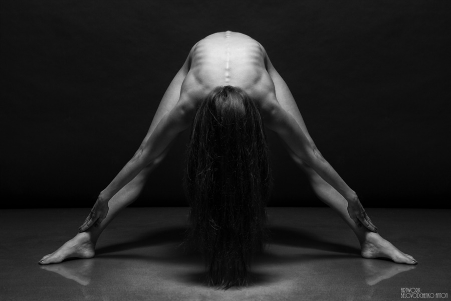 Womens shapes: Bodyscape photos by Anton Belovodchenko - 14