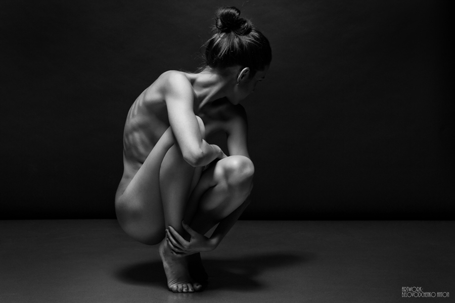 Womens shapes: Bodyscape photos by Anton Belovodchenko - 22