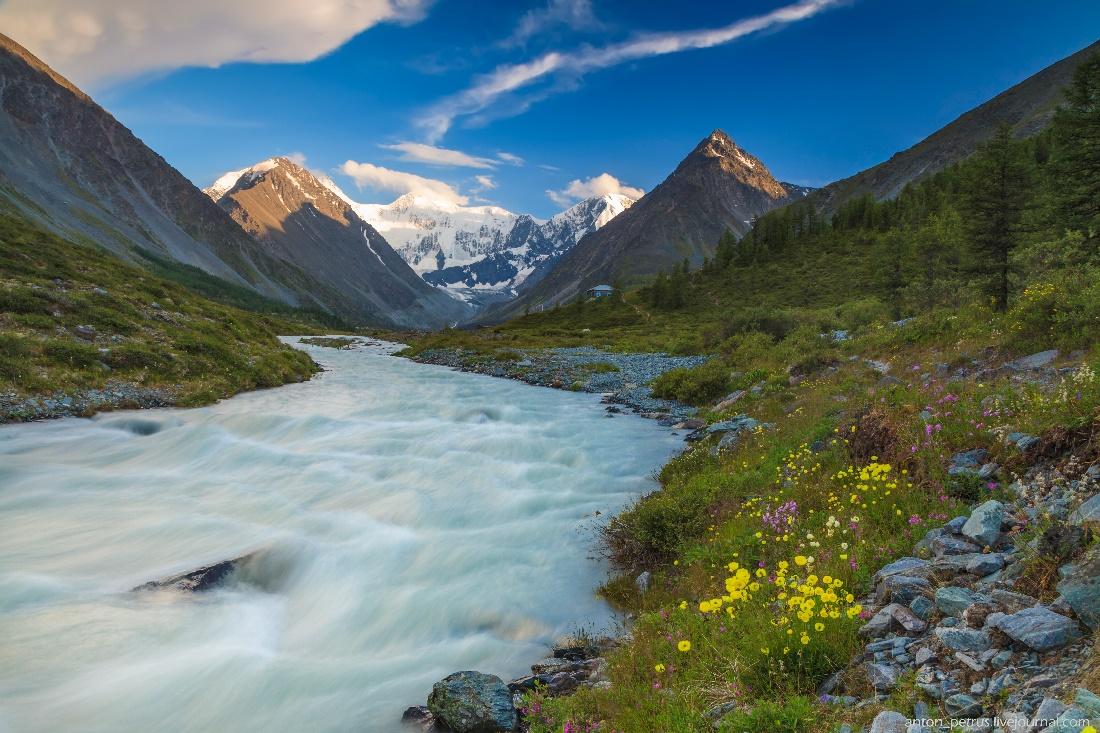 Beauteous landscapes of Altai Krai on photos by Anton Petrus - 1