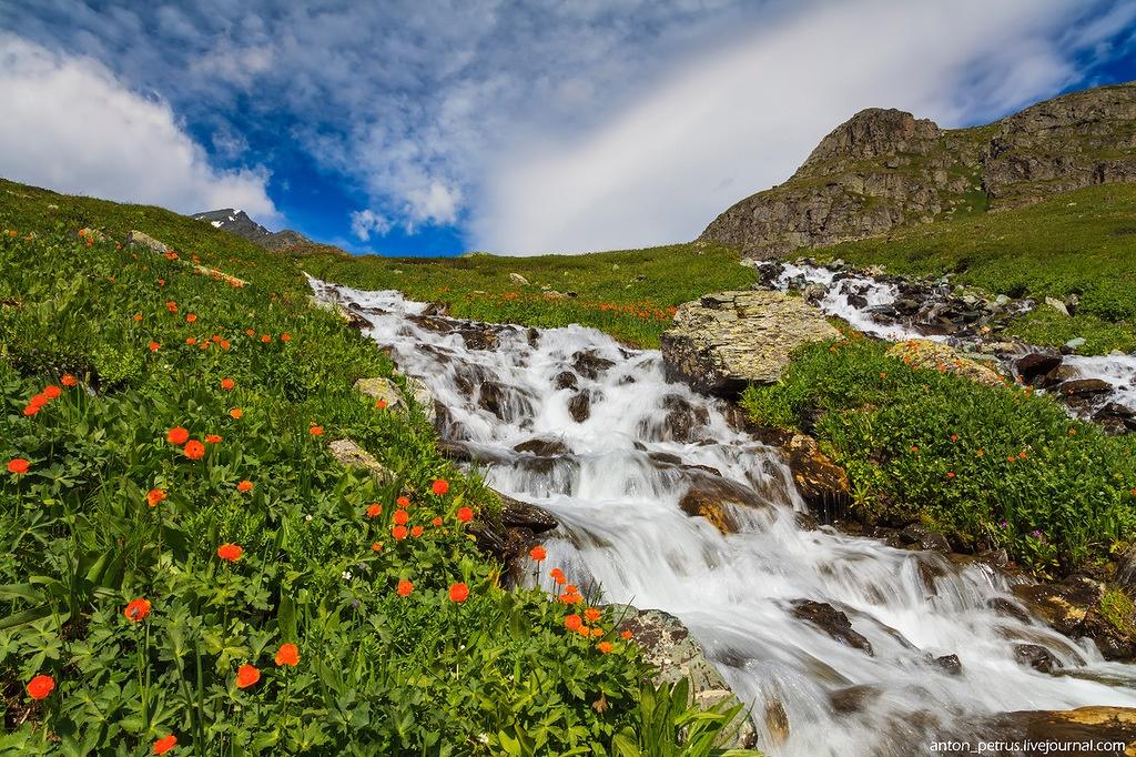 Beauteous landscapes of Altai Krai on photos by Anton Petrus - 11