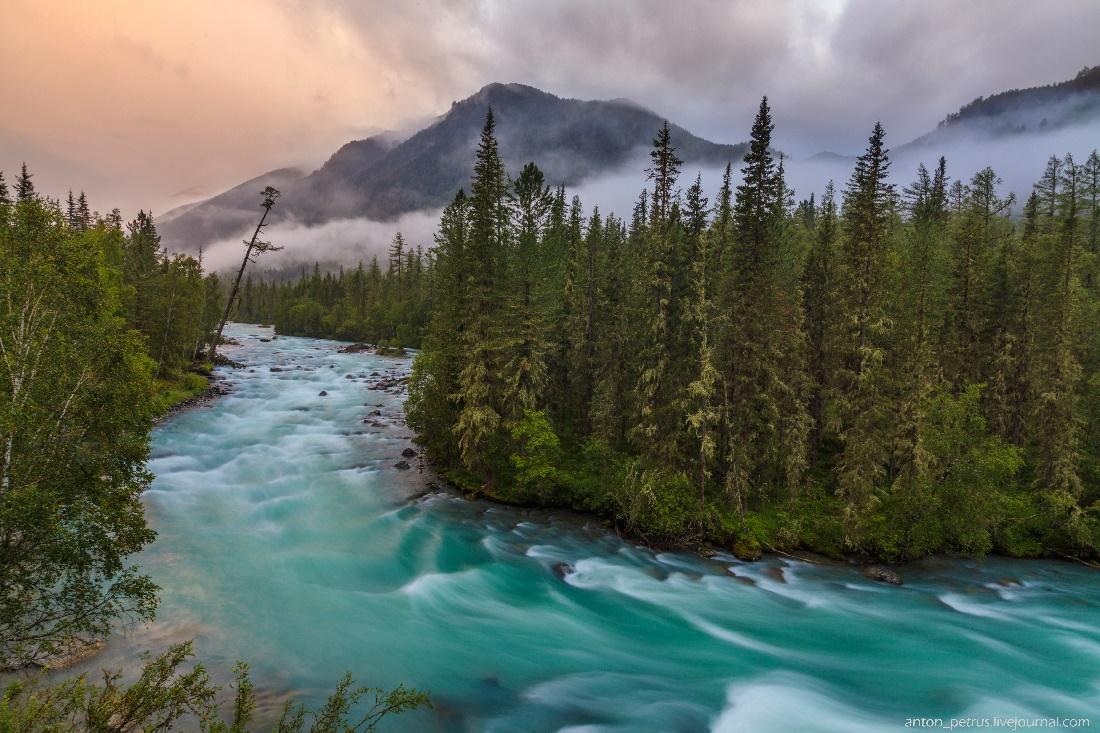 Beauteous landscapes of Altai Krai on photos by Anton Petrus - 21