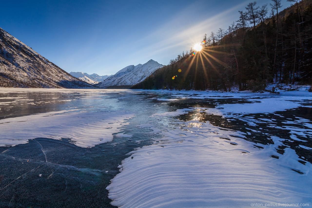 Beauteous landscapes of Altai Krai on photos by Anton Petrus - 26